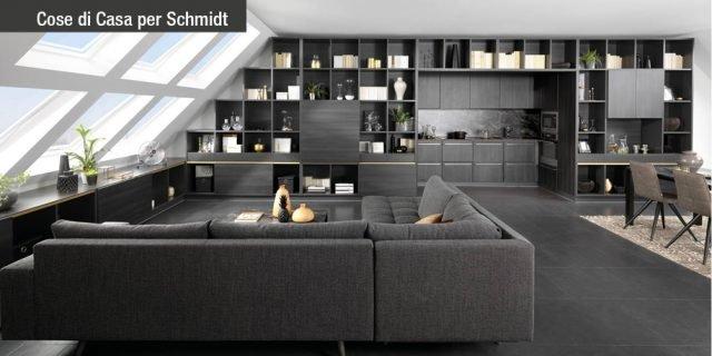 Schmidt: il marchio distintivo del su misura alla portata di tutti
