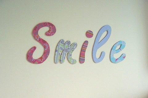 Scritte decorative a parete: come realizzarle per decorare una parete un po' vuota