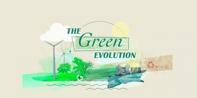 The Green Evolution – Ridurre l'impronta ecologica: un esempio virtuoso