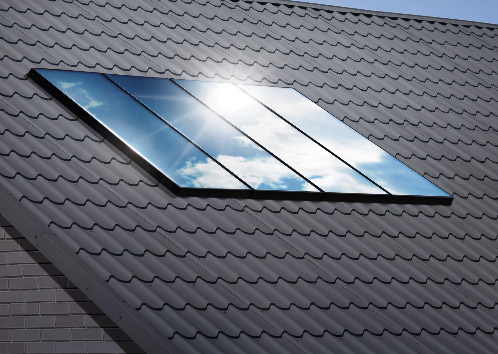 Pannello Solare Termico Viessmann : Impianto solare termico viessmann un investimento che si