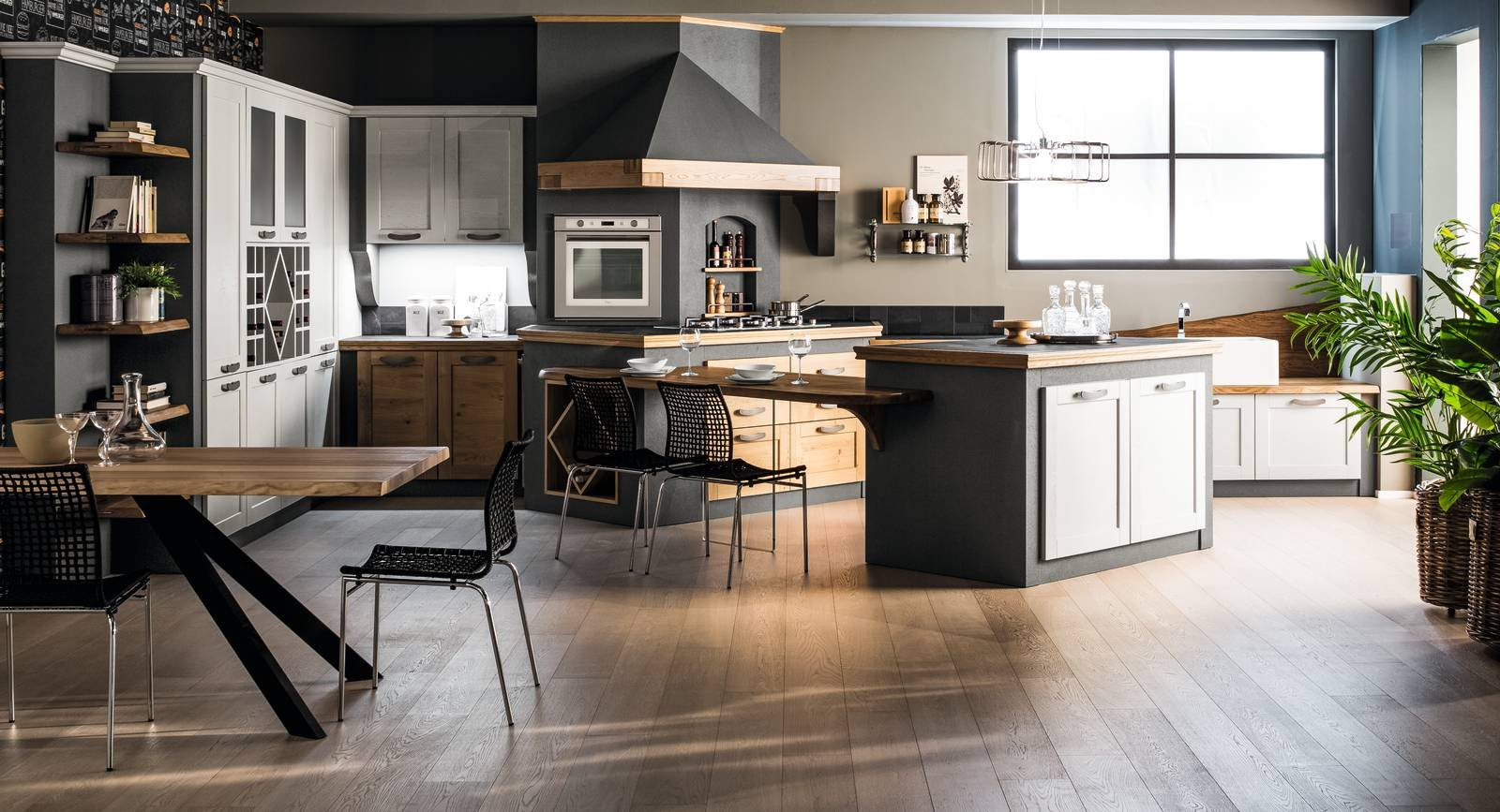Arrex curry cucine stile country cose di casa for Cucine stile country