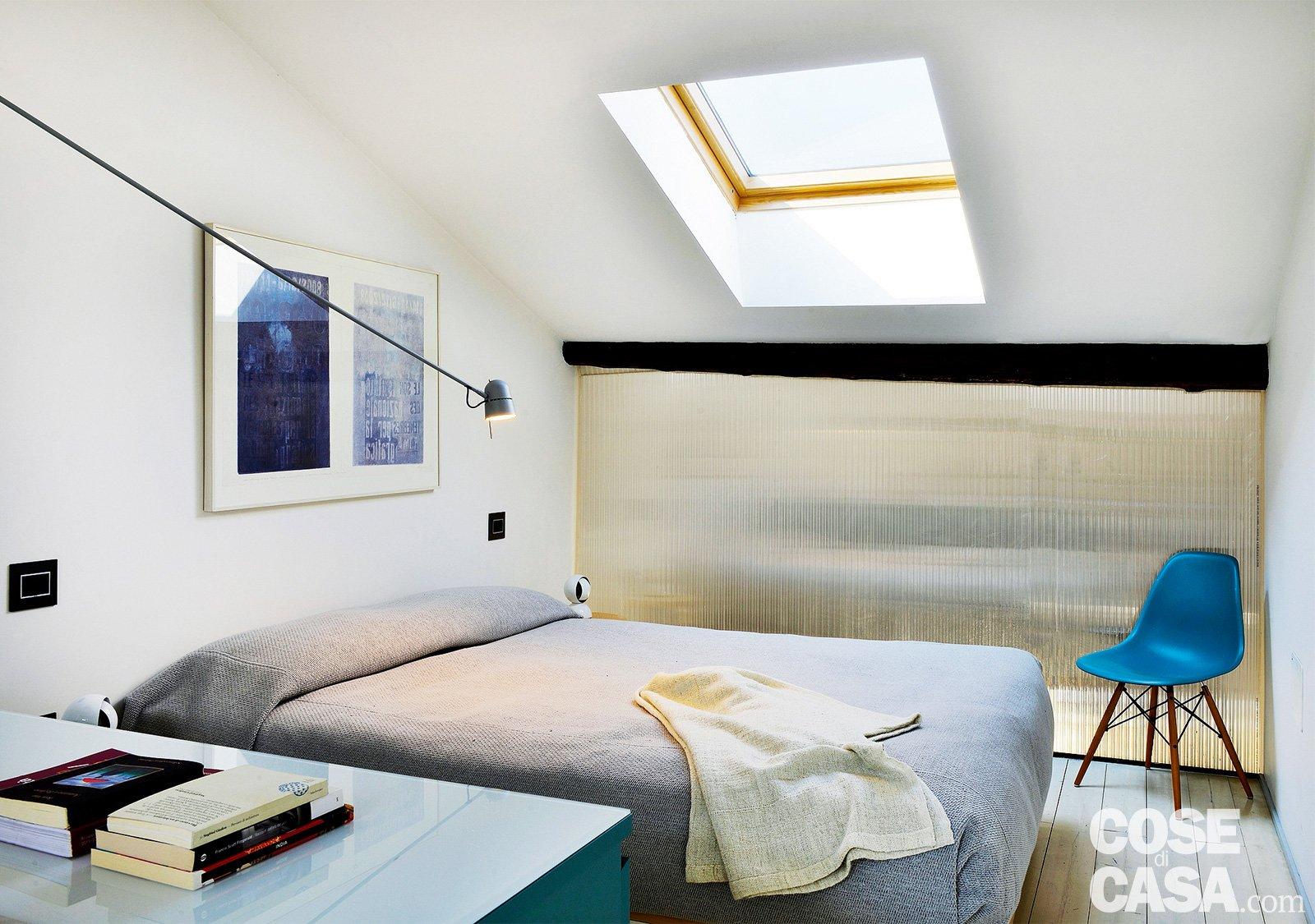 Idee soppalco camera da letto monolocale con piccolo - Idee per arredare la camera da letto ...