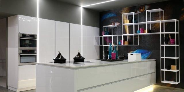 Snaidero inaugura a Napoli Thierry House, showroom di oltre 700 metri quadrati