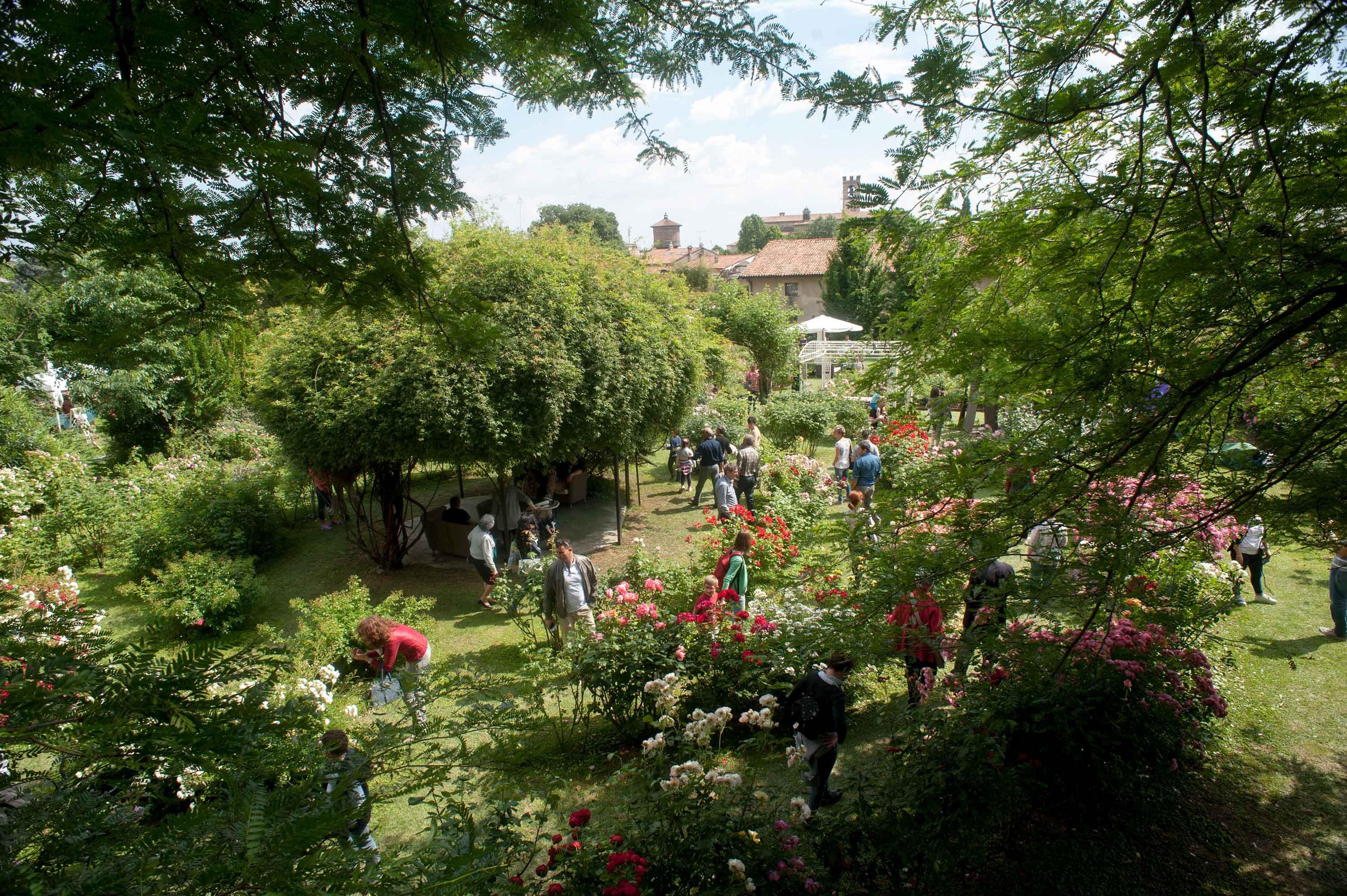 eventi di maggio all'aria aperta - cose di casa - Giardini E Terrazzi Garden Show Mostra Mercato
