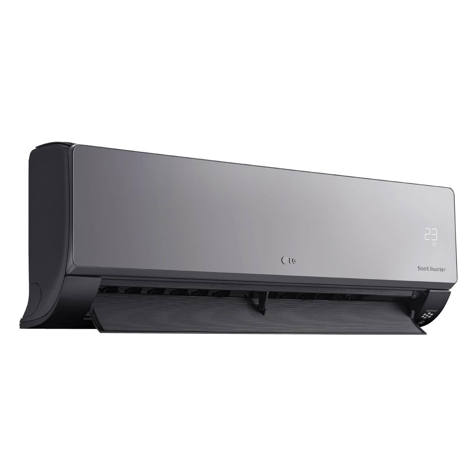 Dotato Di Compressore Smart Inverter, Artcool Di Lg, Ha Funzione Che  Permette Di Monitorare I Livelli Di Consumo Direttamente Dal Display  Dellu0027unità Interna ...
