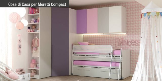 Camerette - arredamento e mobili per kids - Cose di Casa