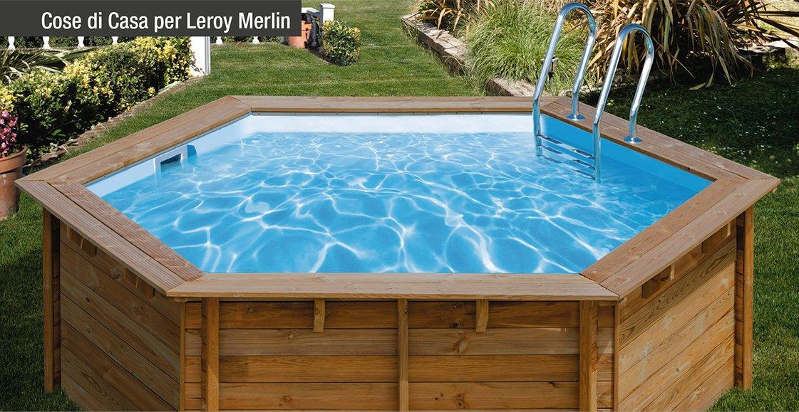 Un tuffo in piscina refrigerio d 39 estate cose di casa - Piscinas leroy merlin 2017 ...