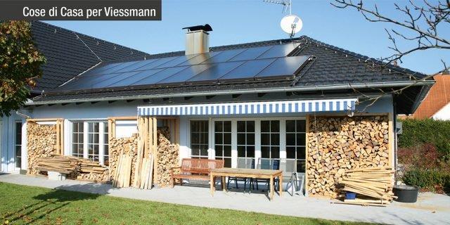 Impianto solare termico Viessmann: un investimento che si ripaga in tempi brevi