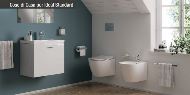 Speciale ideal standard cose di casa for Mobili bagno ideal standard