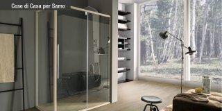 Le nuove proposte di Samo: la sala da bagno si veste di un concept coordinato