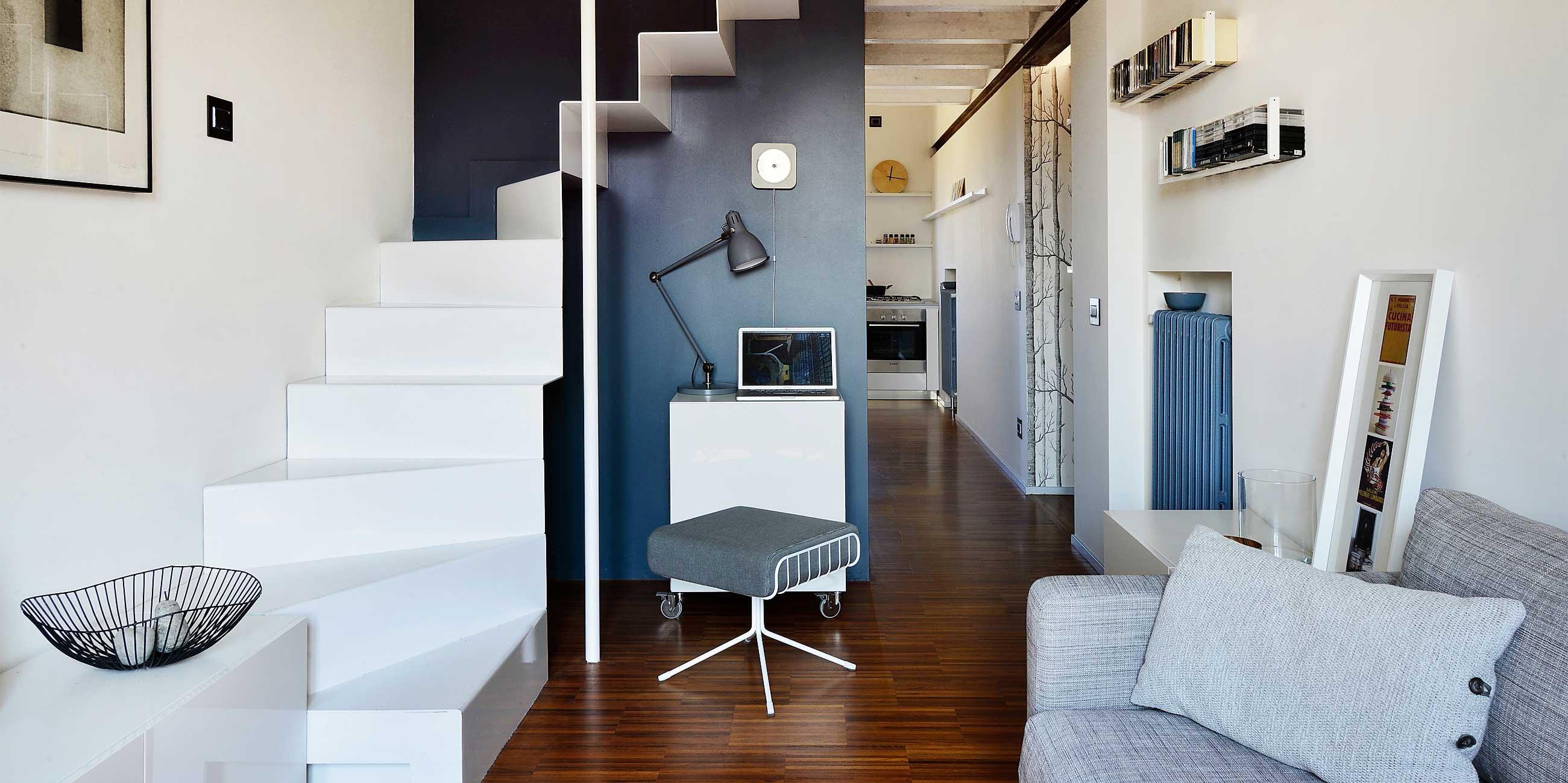 Nuovo livello mansardato e soppalco per 60 mq for Arredare casa con 5000 euro