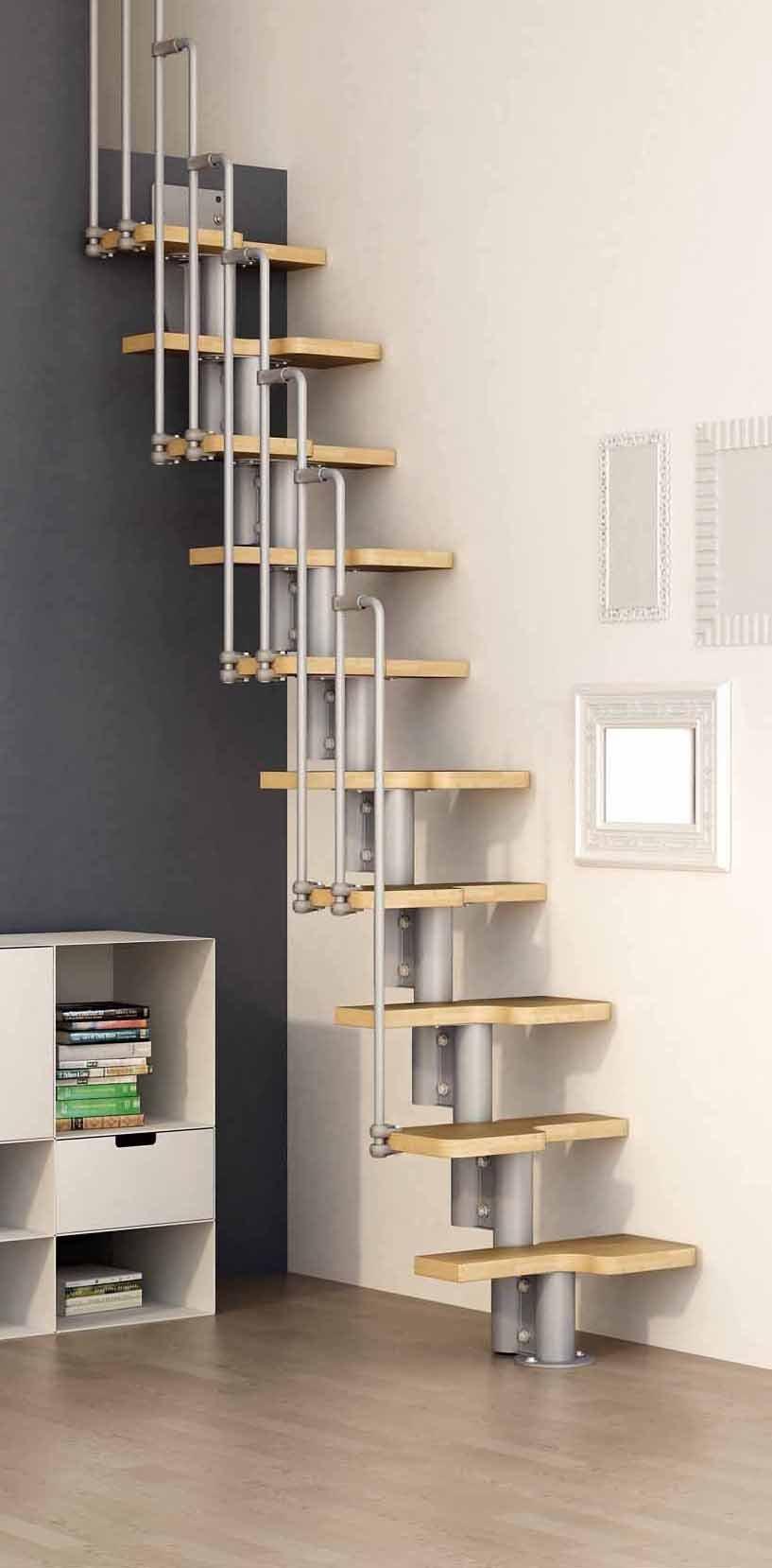 Scale fra varianti strutturali e idee di design cose di - Scale di casa ...