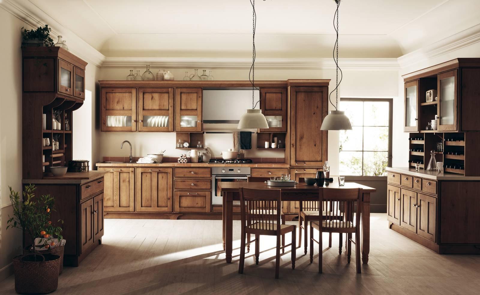 Scavolini favilla 76 cucine stile country cose di casa - Cucine in stile ...