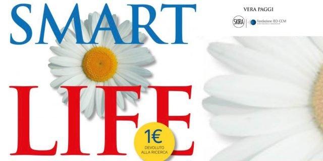 Smart Life, un nuovo libro sullo stile di vita corretto per vivere a lungo