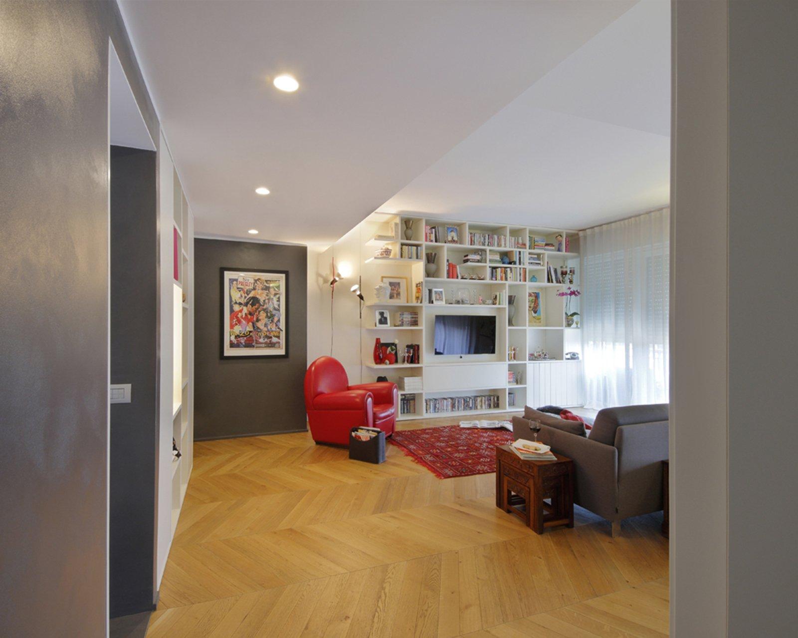 130 mq soggiorno doppio e cucina separata per la casa con bagno e cameretta a pianta irregolari - Cucina soggiorno 15 mq ...