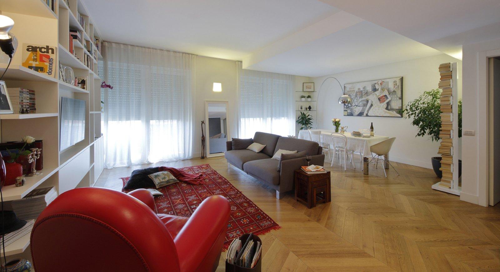 Mq soggiorno doppio e cucina separata per la casa con bagno e