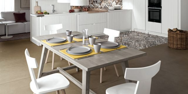 Tavolo per la cucina: scegli fra oltre 30 modelli
