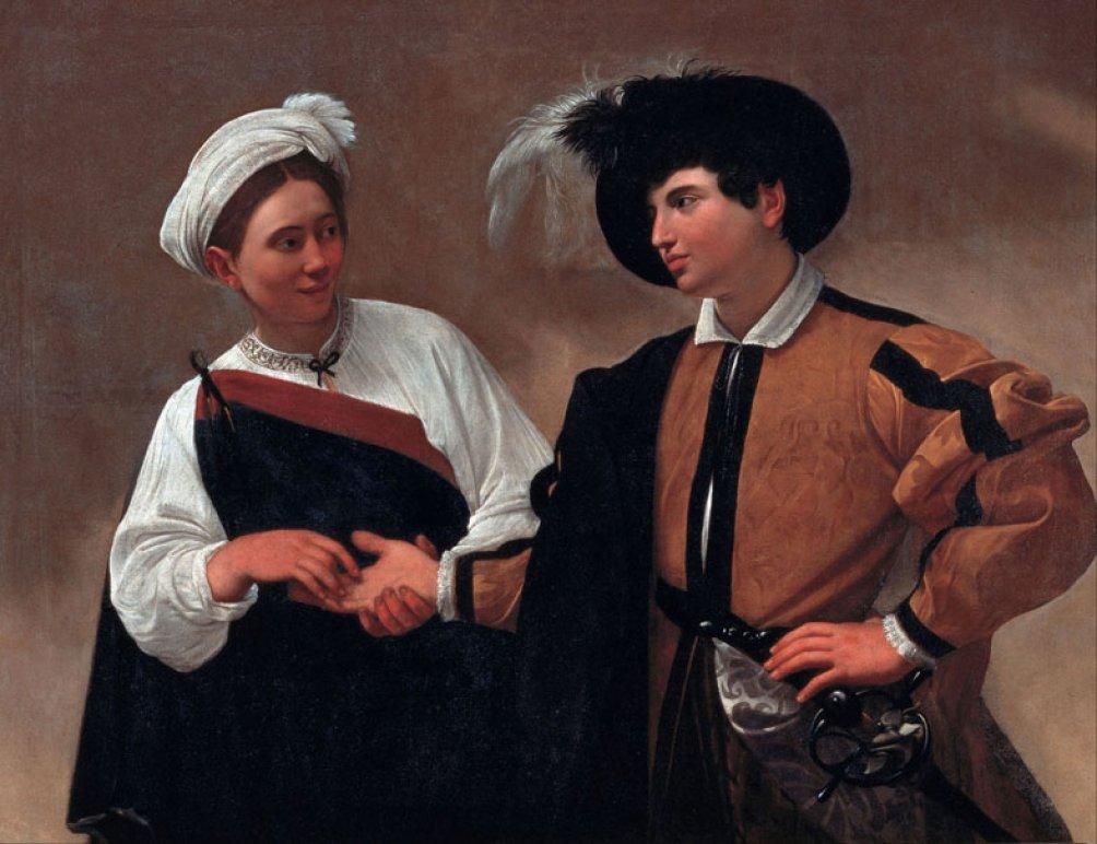 Dentro caravaggio a palazzo reale a milano da fine for Caravaggio a milano