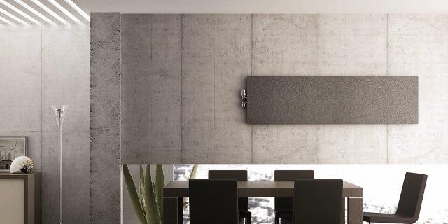 Termoarredi o radiatori d'arredo come quadri a parete