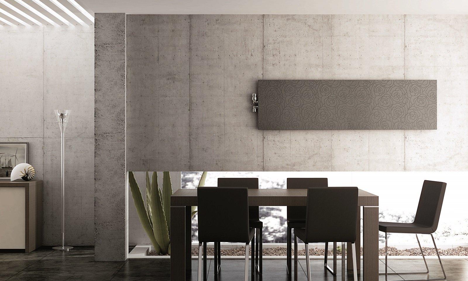 I moderni termoarredi radiatori e scaldasalviette di for E design della casa