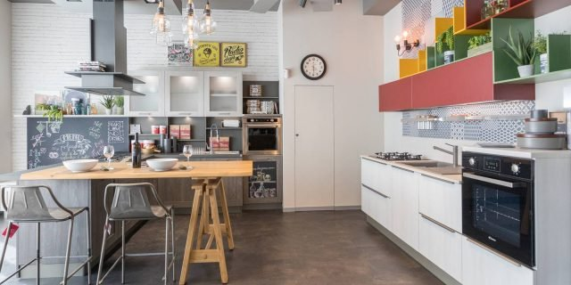 Stosa Cucine inaugura un nuovo store monomarca a Pomezia