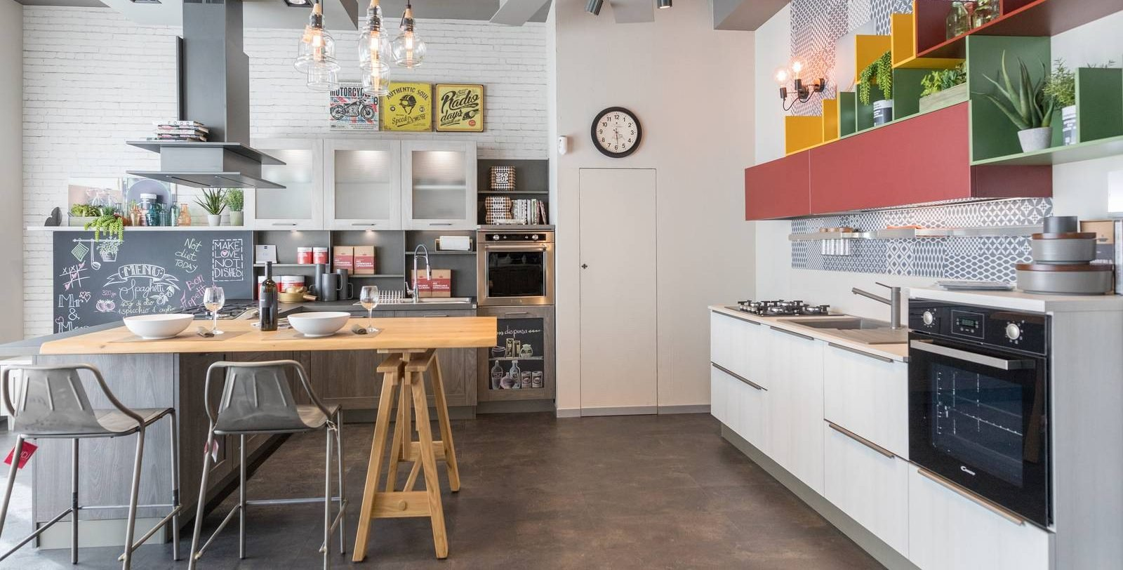 Stosa cucine inaugura un nuovo store monomarca a pomezia for Cose di casa shop on line