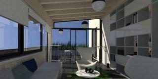 Chiudere il balcone per fare la veranda