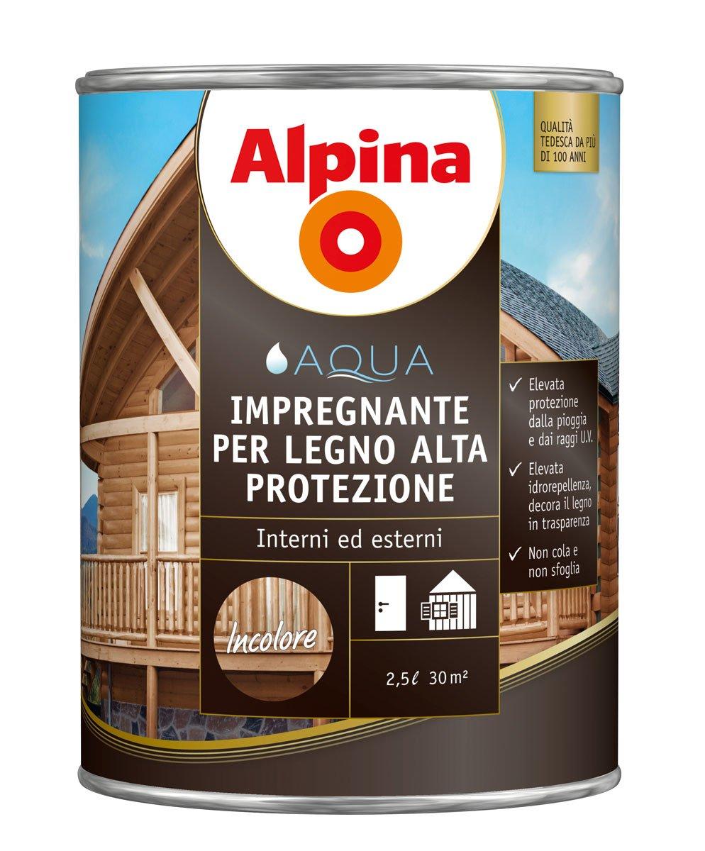 Proteggere il legno e decorarlo con i prodotti alpina - Miglior materiale per finestre ...