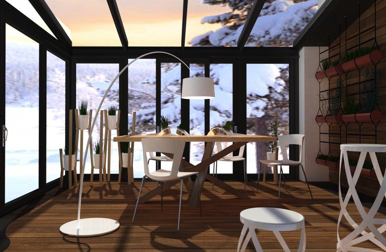 Fare la veranda per il giardino d 39 inverno cose di casa for Cose per giardino