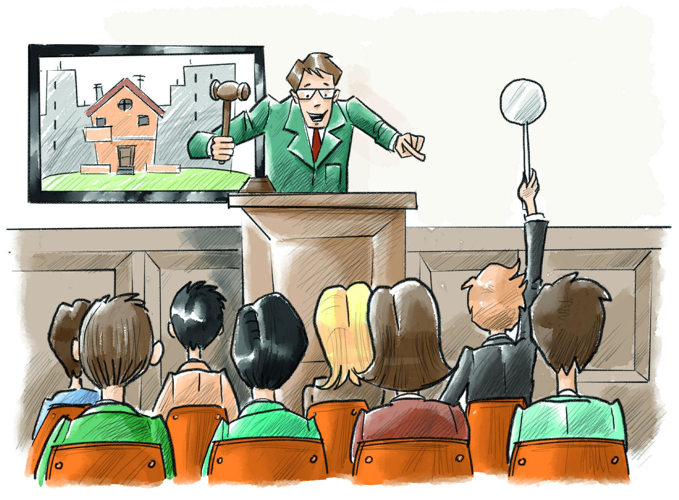 Comprare casa all 39 asta con o senza incanto cose di casa - Comprare casa senza soldi ...
