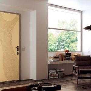 Porte di ingresso blindate e superisolanti le - Cambiare serratura porta ingresso ...