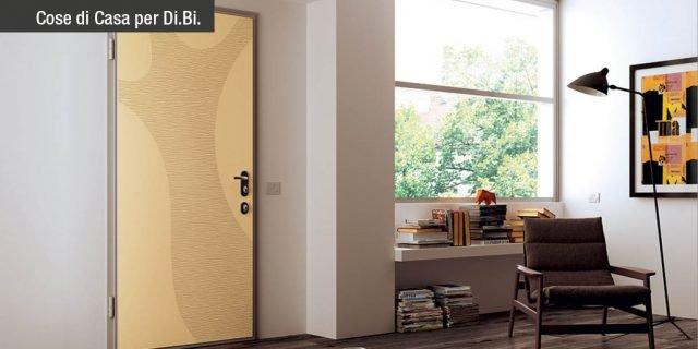 Porte di ingresso, blindate e superisolanti: le prestazioni dei modelli di Di.Bi.