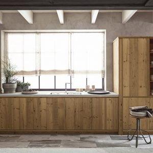 La cucina sotto la finestra: 12 composizioni cui ispirarsi ...