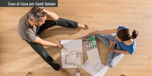 Lavori in casa fai da te: Saint Gobain Weber ti aiuta a valorizzare la tua abitazione