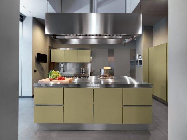 abimis atelier verde cucine colorate_VERIFICARE