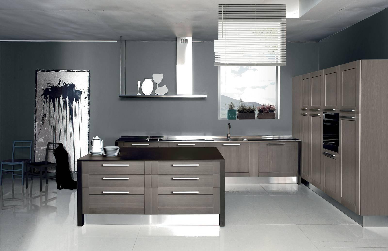 La cucina sotto la finestra 12 composizioni cui ispirarsi cose di casa - Cucina ad angolo con finestra ...
