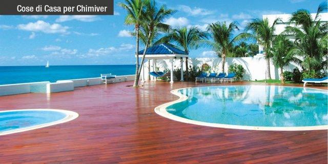 Pulizia delle pavimentazioni esterne: protezione e cura