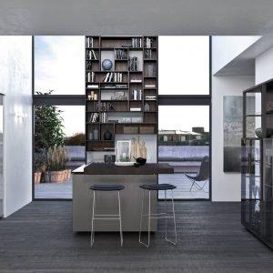 La cucina sotto la finestra: 12 composizioni cui ispirarsi - Cose di ...