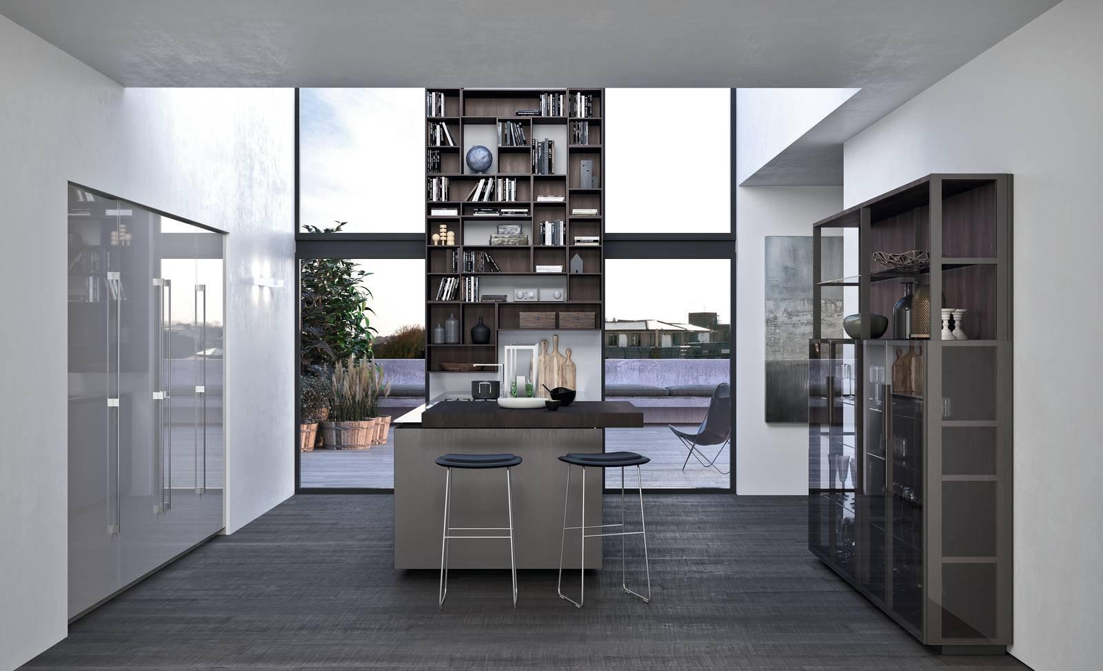 La cucina sotto la finestra 12 composizioni cui ispirarsi cose di casa - Altezza parapetto finestra ...