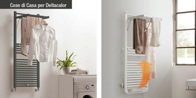 Dinamic Plus e Dryer Plus: scaldasalviette multifunzione 3 in 1