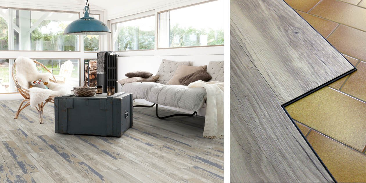 Posare da soli il pavimento in vinilico effetto parquet gli step e il video tutorial cose di casa - Lavori in casa fai da te ...