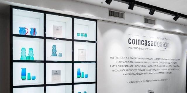 Coincasa: Best of Italy, eccellenze artigianali del nostro paese nelle nuove collezioni firmate da giovani designer