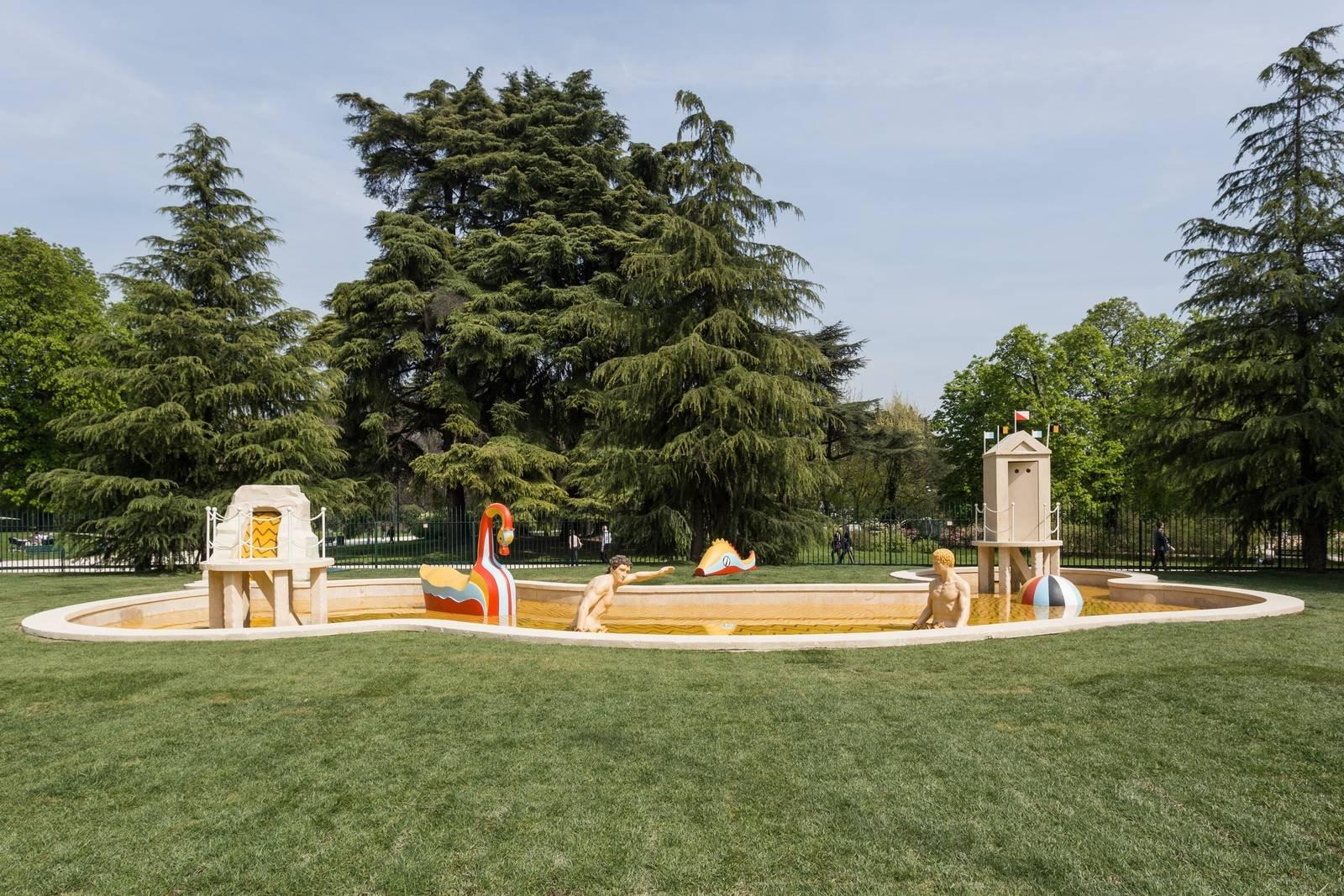 L estate in triennale si apre anche ai bambini con for Giardino triennale