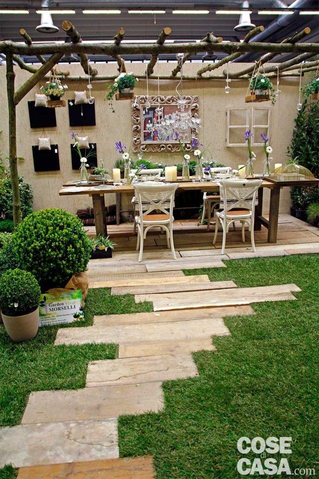 Idee verdi da copiare cose di casa for Idee per il giardino