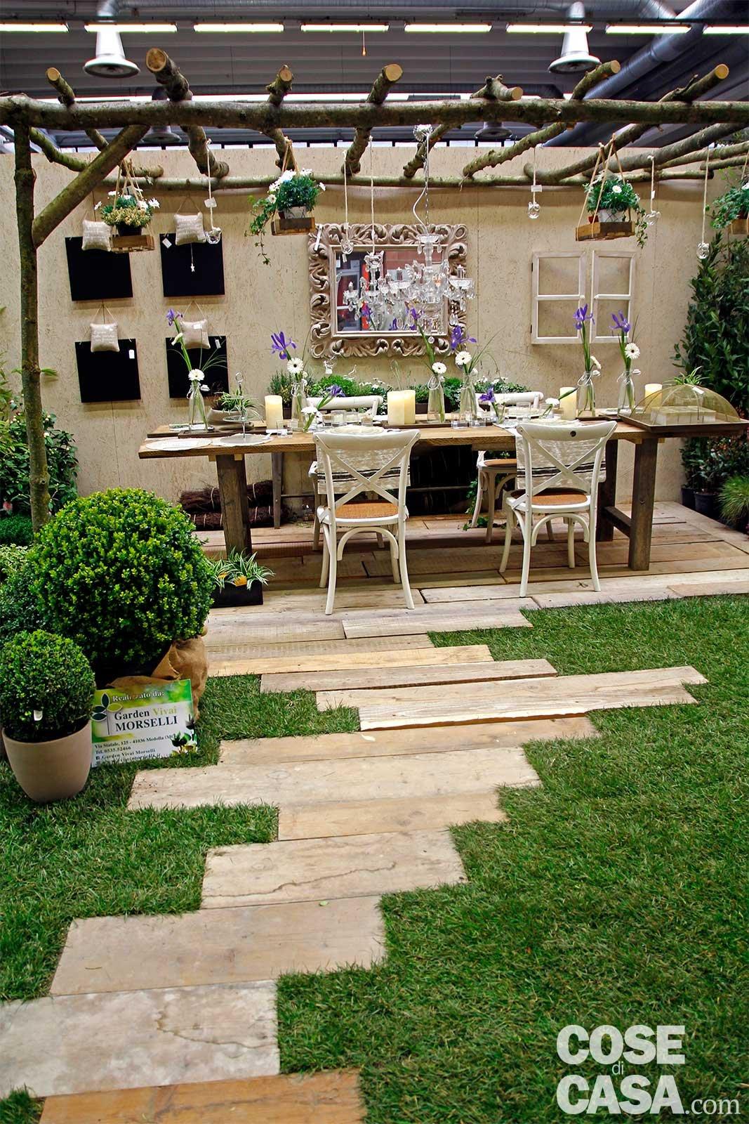 Idee verdi da copiare cose di casa for Piccoli piani di casa francese