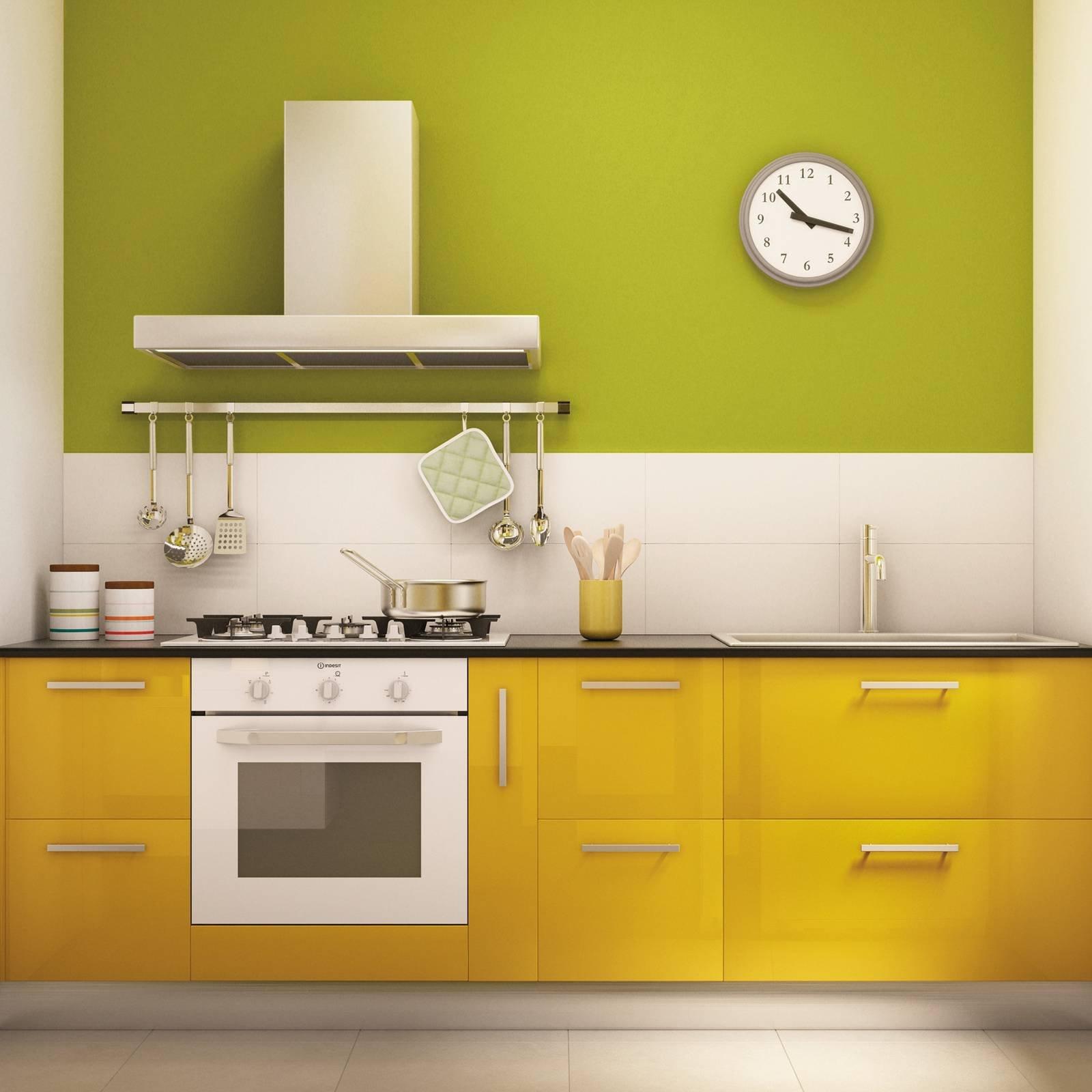 Cucina colorata 10 modelli supervivaci e moderni o sobri for Leroy merlin cucine