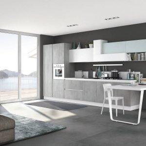 14 soluzioni coordinate di cucina soggiorno - Cose di Casa