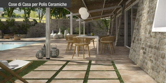 Gres porcellanato: il più facile dei pavimenti esterni