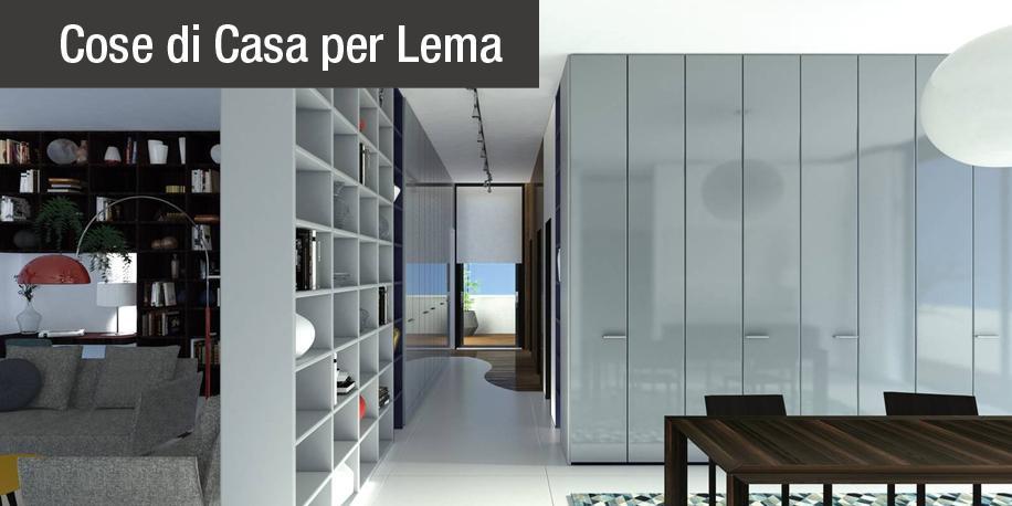 Progetti in 3d contenere al massimo con i sistemi per la for Cose di casa progetti