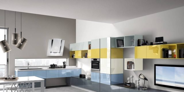 Composizioni Di Cucine Moderne.La Cucina Sotto La Finestra 12 Composizioni Cui Ispirarsi Cose Di